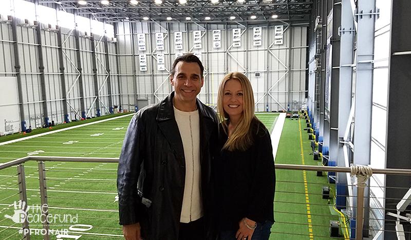 Adrian and Traci Schneider of Ben's Fund