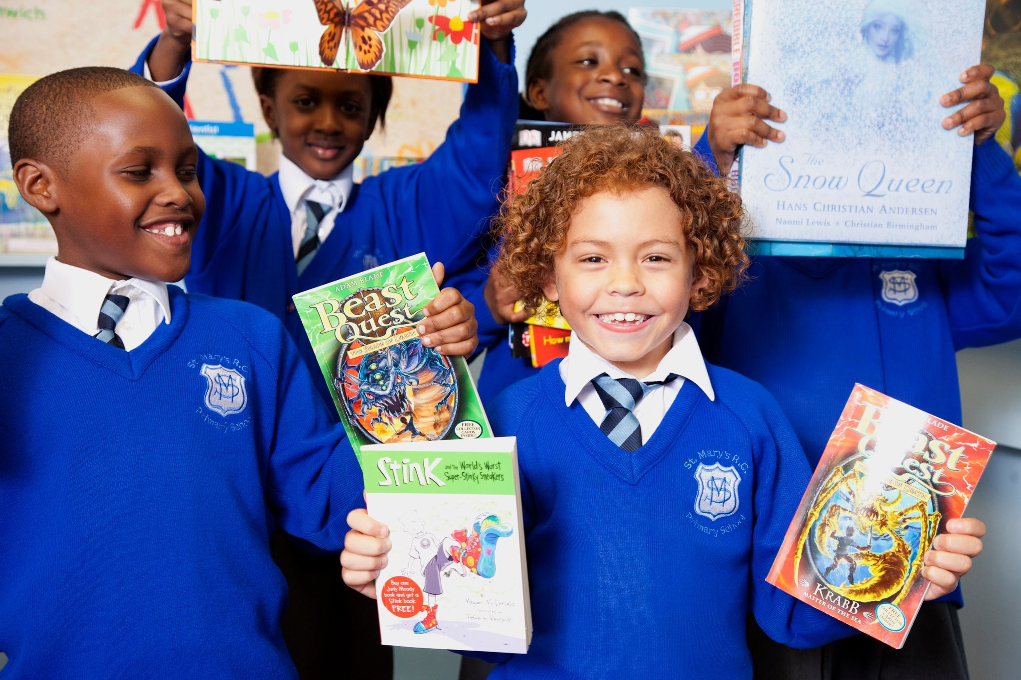 Beanstalk Helping Children Read, Grow and Succeed