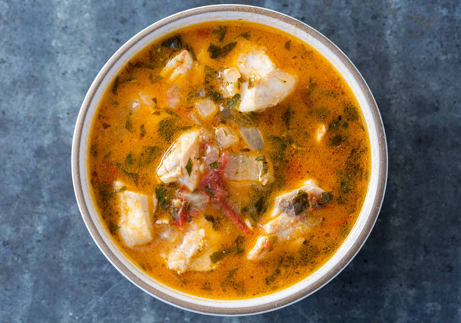 Quick Easy Fish Stew