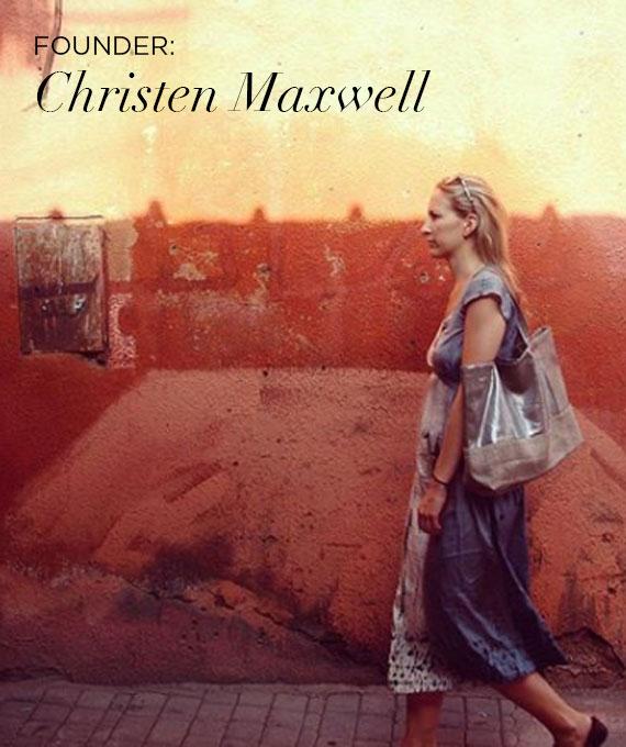 Christen maxwell 1