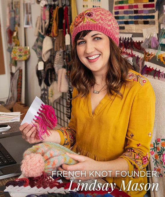 French knot entrepreneur