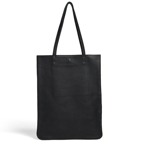 Everywear tote blk leah lerner 900x900 front