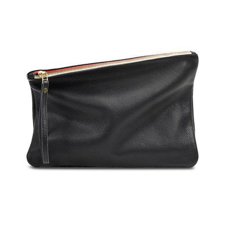 Black clutch leahlerner 900x900  front
