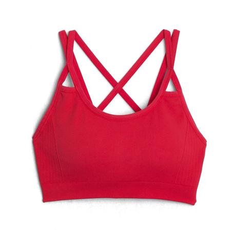Strappy sports bra pinkruby 900x900 laydown