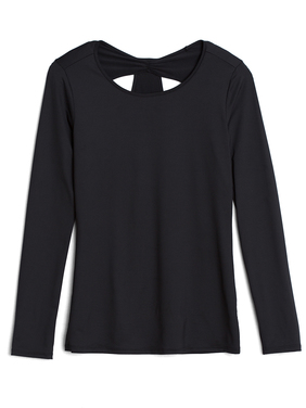 jenna long sleeve top