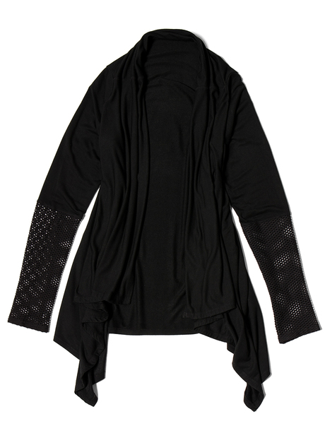 Kayla wrap cardigan black 900x1200 laydown