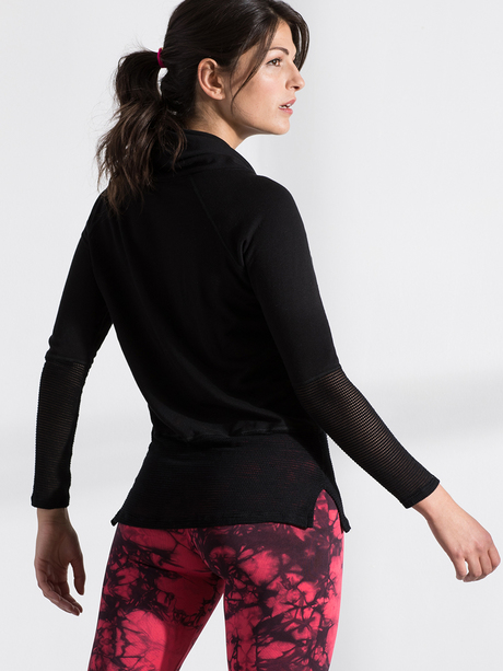 Black ricky pullover back1