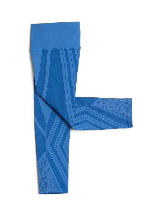 Ava capri provence blue pinup