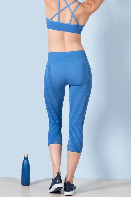 Ava capri provence blue back