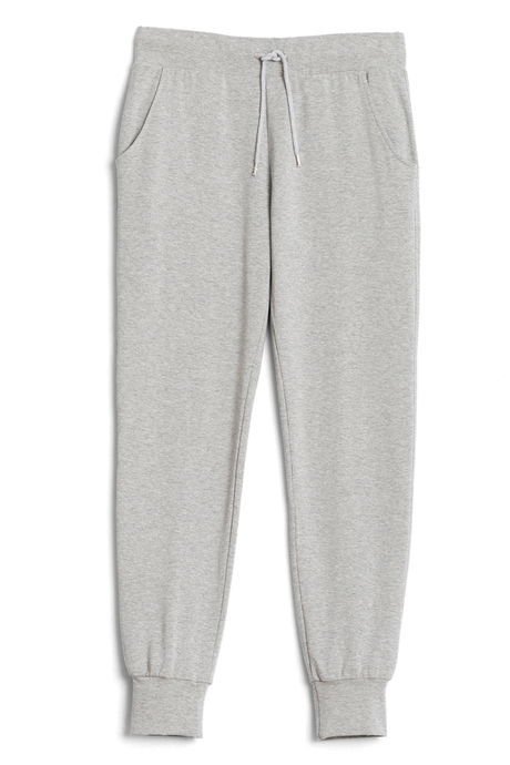 Jogger gray laydown