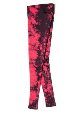 v ankle print legging