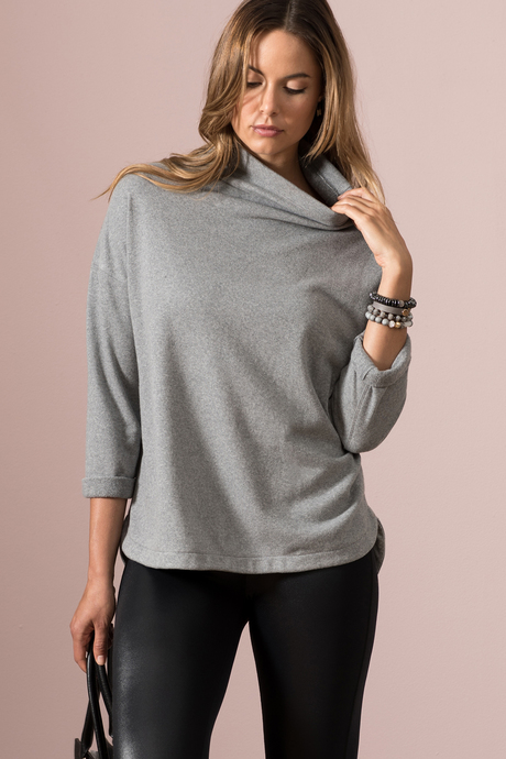 Margot funnel heather gray front1