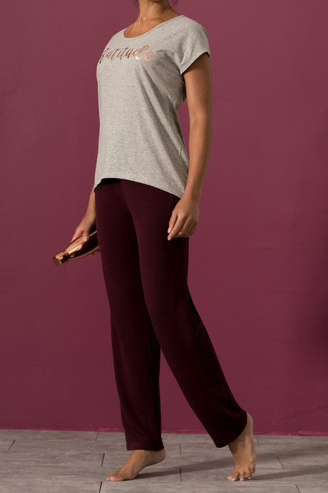 Juliet jogger wine side2