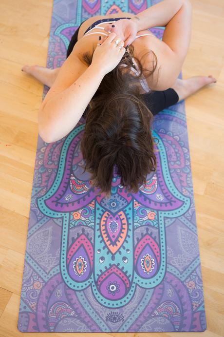 Sentiens yoga harmony mat model