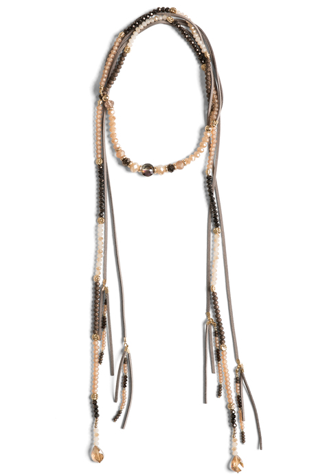 Newprospects long boho lariat pinup