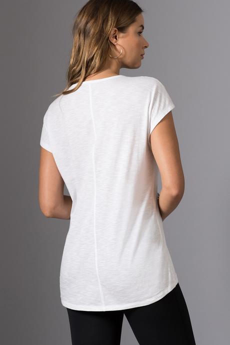 Anna tank white back