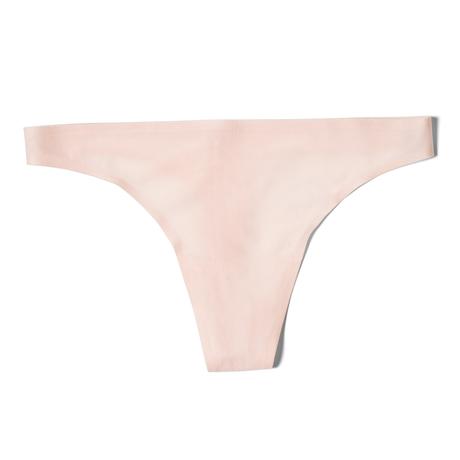 Incognito thong petal pink pinup