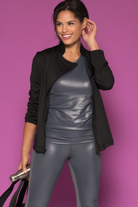 Cloe jacket black1