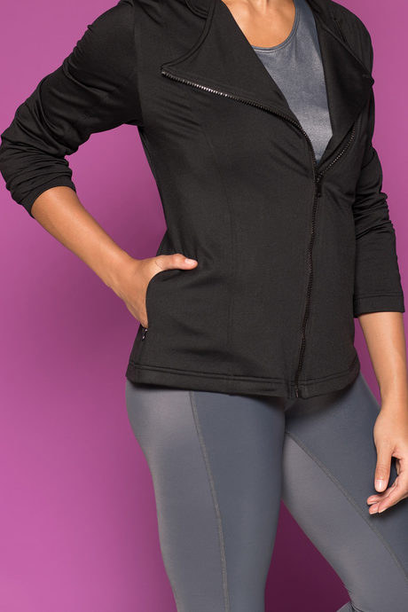 Cloe jacket black3