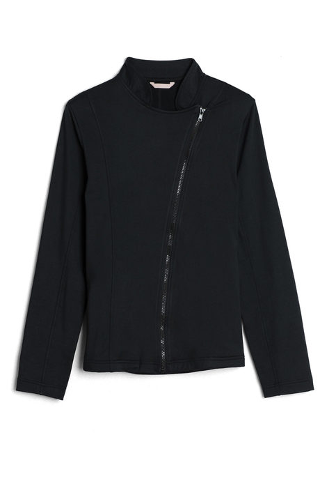 Cloe jacket pinup black
