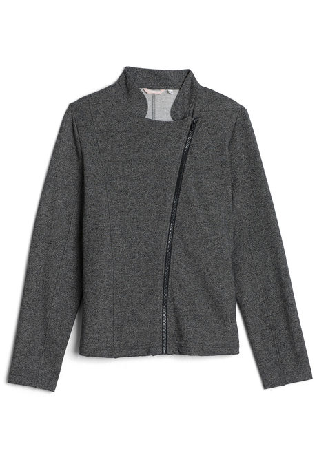 Cloe jacket pinup charcoal