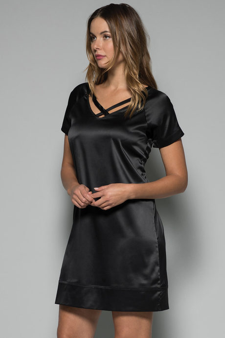 Bijou dress black2