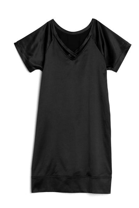 Bijou dress black pinup 2