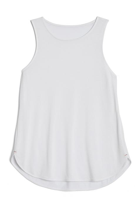 Alina tank white