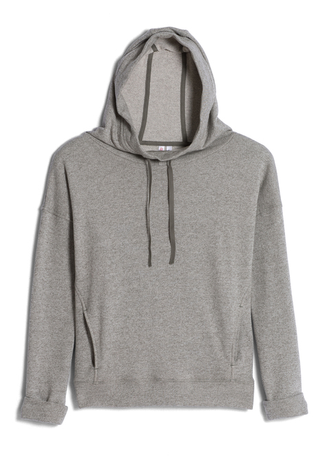 Savona hoodie olive pinup