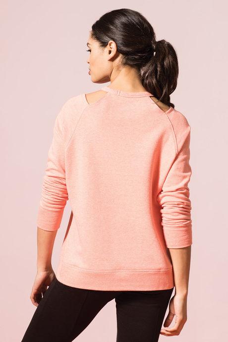 Newport sweatshirt coral2