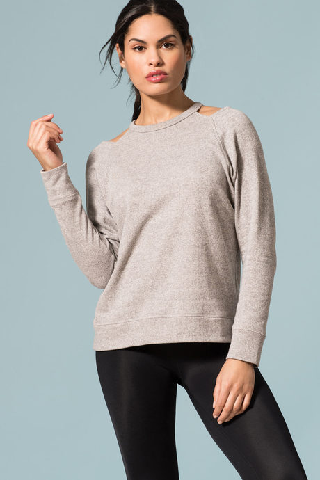 Newport sweatshirt gray1