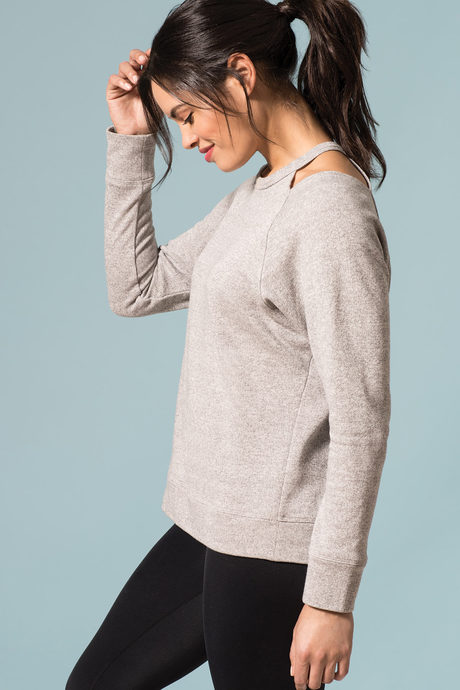 Newport sweatshirt gray2