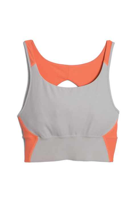 Recharge yoga bra pinup coral