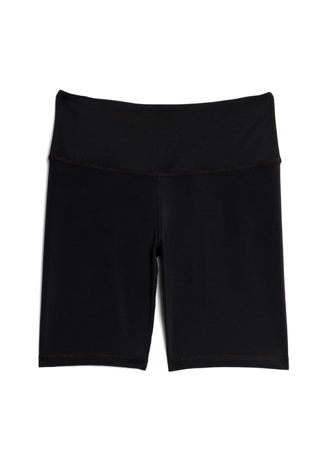 Biker short black pinup