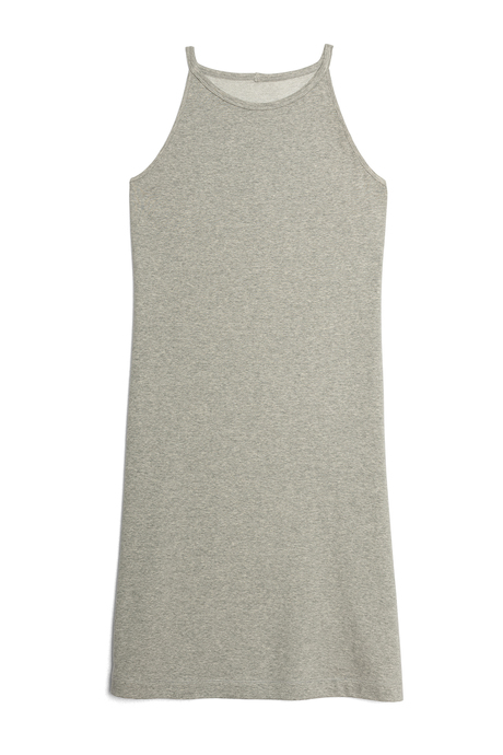 Camila dress heather gray pinup