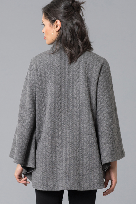 Duchess cape files charcoal back2