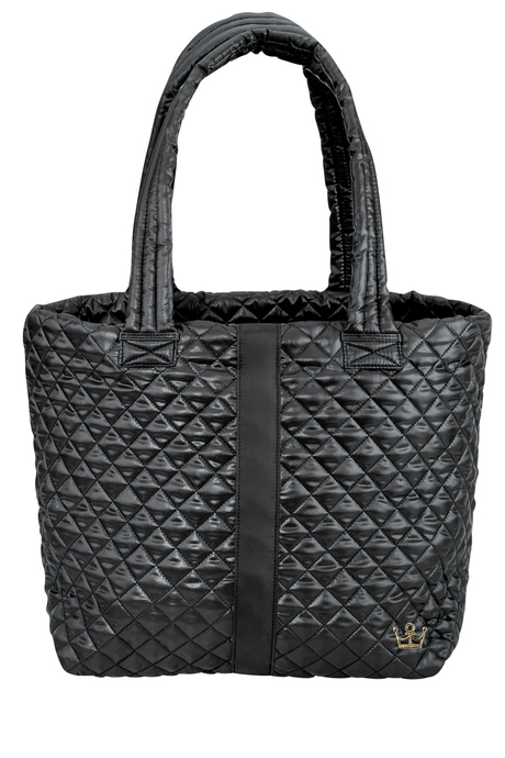 Oliver thomas bag files black wingwomantote front1