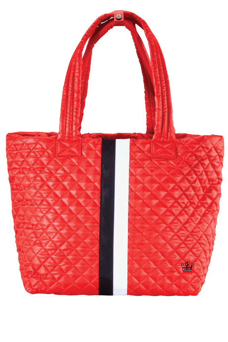 Oliver thomas bag files red wingwomantote front1