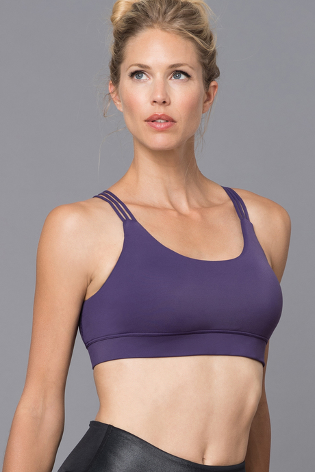 Vista yoga bra royalpurple front1