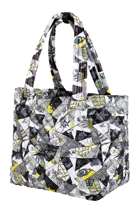 Oliver thomas bag brokenglass wingwoman tote side