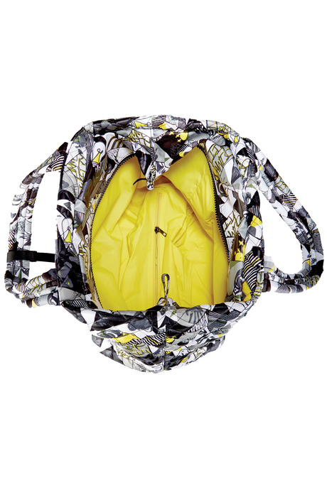 Oliver thomas bag brokenglass wingwoman tote inside
