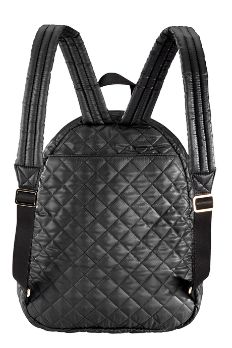 Oliver thomas bag black backpack back