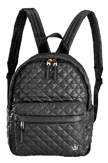 Oliver thomas bag black backpack front
