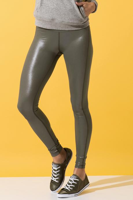 Nina legging olive1