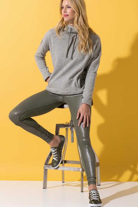 Nina legging olive2