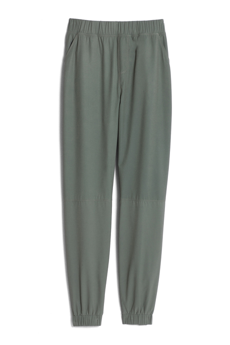 Piazza jogger olive pinup