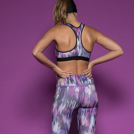 Sports bra giverny back