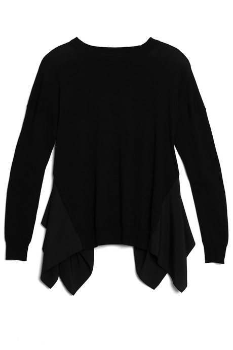 Lumi sweater black pinup