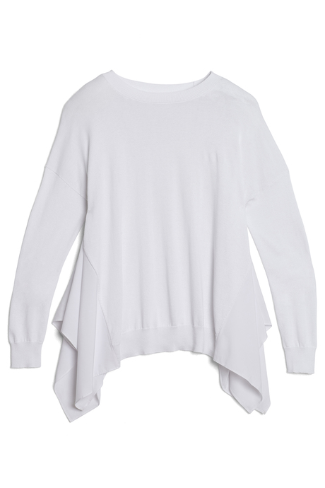 Lumi sweater white pinup