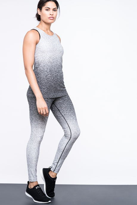 Mystic legging styled side